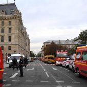 Fünf Tote bei Messerattacke in Pariser Polizeipräfektur