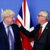 Brexit-Durchbruch mit Fragezeichen