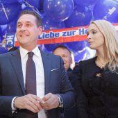 Philippa Strache mit Mandat, aber ohne FPÖ