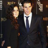 Nadal hat auf Mallorca seine Mery geheiratet