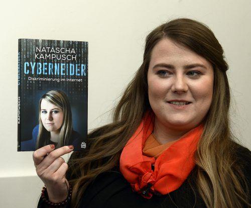 Natascha Kampusch präsentierte ihr drittes Buch. APA