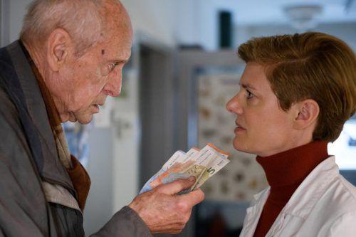 """NebenHeinrich Trixner in der Hauptrolle spielt die Vorarlbergerin Maria Fliri in """"Nobadi"""".epo Film/Domenigg"""