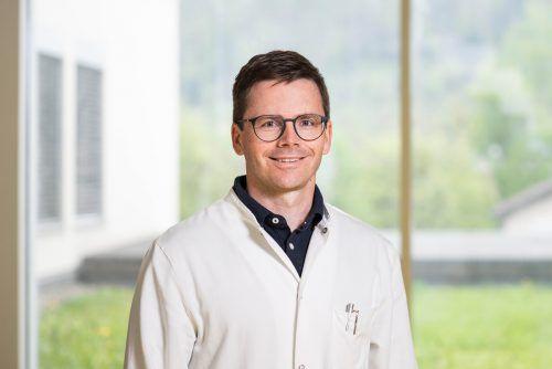 Primar Philipp Werner hofft auf viele Läufer auch in Vorarlberg. khbg/Nussbaumer