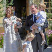 Schwedisches Königshaus schrumpft
