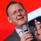 Ramelow will baldige Wiederwahl