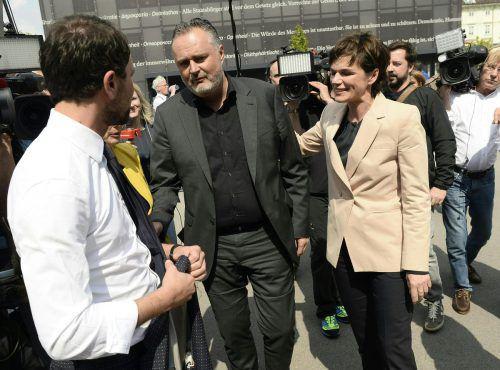 Rendi-Wagner will SPÖ neu denken, Doskozil in keine Koalition.APA