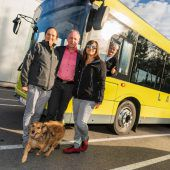 Das Land der Linienbusfahrerinnen