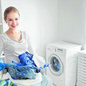 Waschmaschine sauber halten