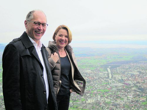 Ruepp tritt im März 2020 als Stellvertreter von Andrea Kaufmann zurück.