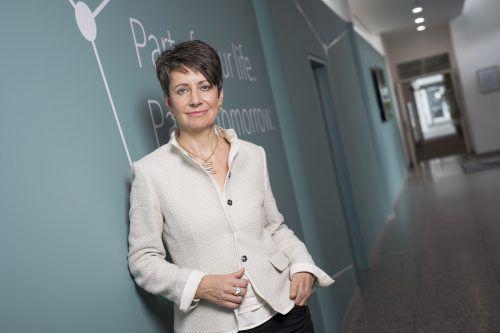 """Sabine Herlitschka ist überzeugt: """"Wandel war noch nie so schnell und wird nie wieder so langsam sein."""" M. Steinthaler"""