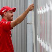 Vettel räumt Ungehorsam ein