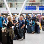 Streik sorgte für Flugausfälle