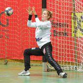 Torfestival im Damen-Handball