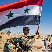 Assad tritt Türken in Rojava entgegen