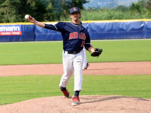 Thompson & Co. stehen wie schon im vergangenen Jahr im Finale der Baseball League Austria.cth