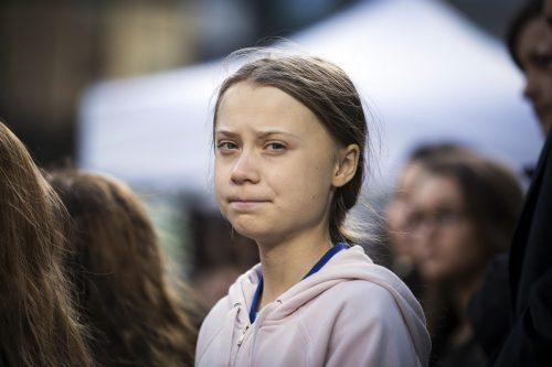 Thunberg verweigert Preis aus Protest wegen mangelndem Einsatz für das Klima. AP