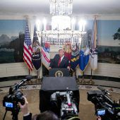 Trump gibt Tod von al-Baghdadi bekannt