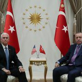 Türkei und USA einigten sich auf Waffenruhe in Nordsyrien