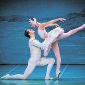 Das neue Jahr mit den schönsten Ballettklassikern begrüßen