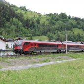 Drei Tage lang fährt kein Zug übern Arlberg