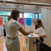 Die Jugend anspornen, ihre Wahl zu treffen