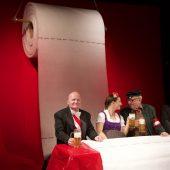 Das Theater Wagabunt widmet sich Österreich