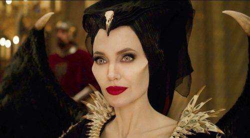Zum zweiten Mal schlüpft Hollywoodstar Angelina Jolie in die Rolle der gefürchteten Zauberin. ap/disney