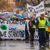 Erneuter Streik für das Klima