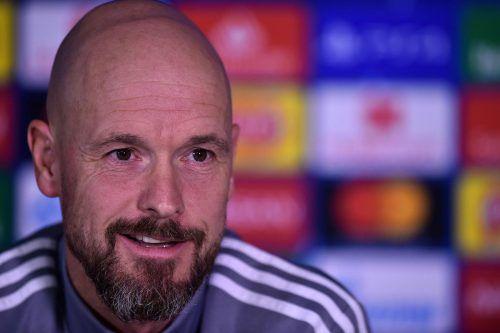 Ajax-Coach Erik ten Hag ist nicht vor dem Sommer 2020 verfügbar. apa