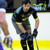 Rollhockeyteams im Freudentaumel