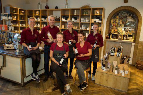 Am Donnerstag lud das Ölmühlen-Team zur Eröffnung ins ehemalige Gasthaus Messmer in der Lochauer Landstraße.VN/Paulitsch