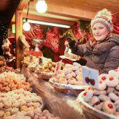 Eröffnung Bregenzer Weihnacht