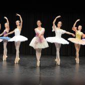 Tanzen ist Träumen mit den Füßen