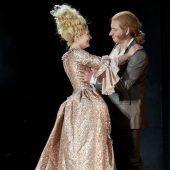 Amüsement mit Marie Antoinette