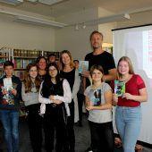 Jugendbuchautor zu Gast in Lochau