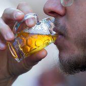 Schonfrist für Vorarlberger Biertrinker