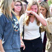 Schüsse an US-Schule: 16-Jähriger kündigte Tat auf Instagram an