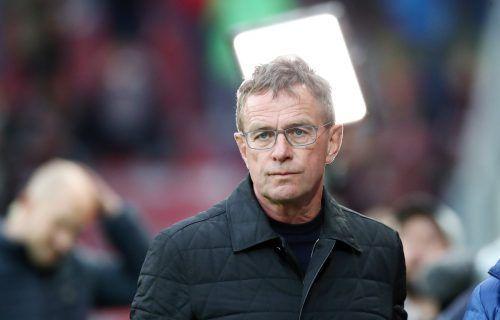 Bayern München wird Ralf Rangnick nicht als Coach präsentieren. Der will nicht.Gepa
