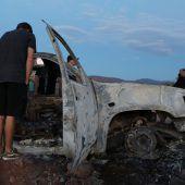 Mädchen nach Überfall unverletzt aufgefunden