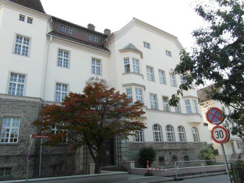 Beim Bezirksgericht Dornbirn werden Streitigkeiten unter Nachbarn nicht selten zum Verhandlungsgegenstand. Lang