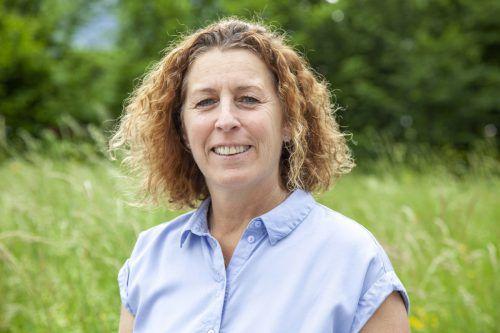 Bettina Ganahl ist Koordinatorin von Familienfreundliches Montafon.