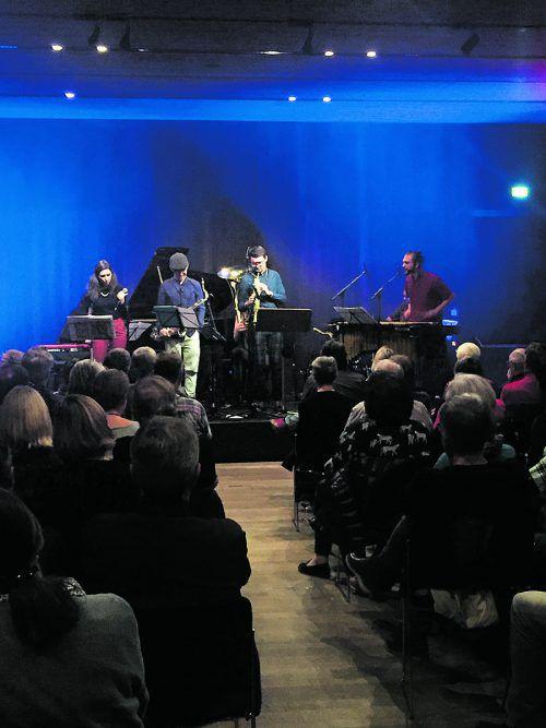 """Birds of a Feather bei """"Jazz im Museum"""" – ein eindrückliches Erlebnis.VN/HF"""