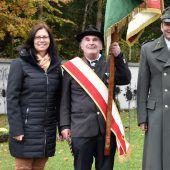 Im Dauereinsatz für den Soldatenfriedhof