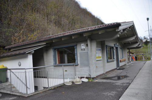 Das alte Klubheim soll baldmöglichst abgerissen werden. dob