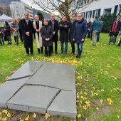Ein Denkmal für NS-Euthanasie-Opfer