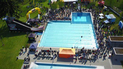 Das Erlebnis Waldbad Gisingen soll als attraktive Freizeiteinrichtung längerfristig gesichert werden. Deshalb sollen nun die Gebäude des Schwimmbads saniert werden.Emir T. Uysal