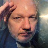 Über 60 Ärzte sehen das Leben von Assange in Gefahr