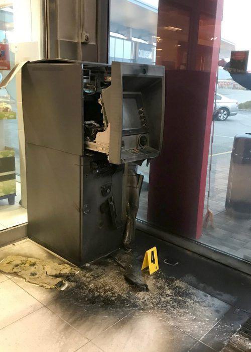 Den Tätern werden Einbrüche in Geldautomaten vorgeworfen. APA/LPD NÖ