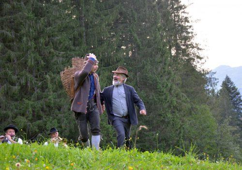"""Der Film """"Ihrer Zeit voraus"""" wird morgen, Freitag, in Andelsbuch aufgeführt."""