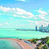 Naherholung am Michigansee